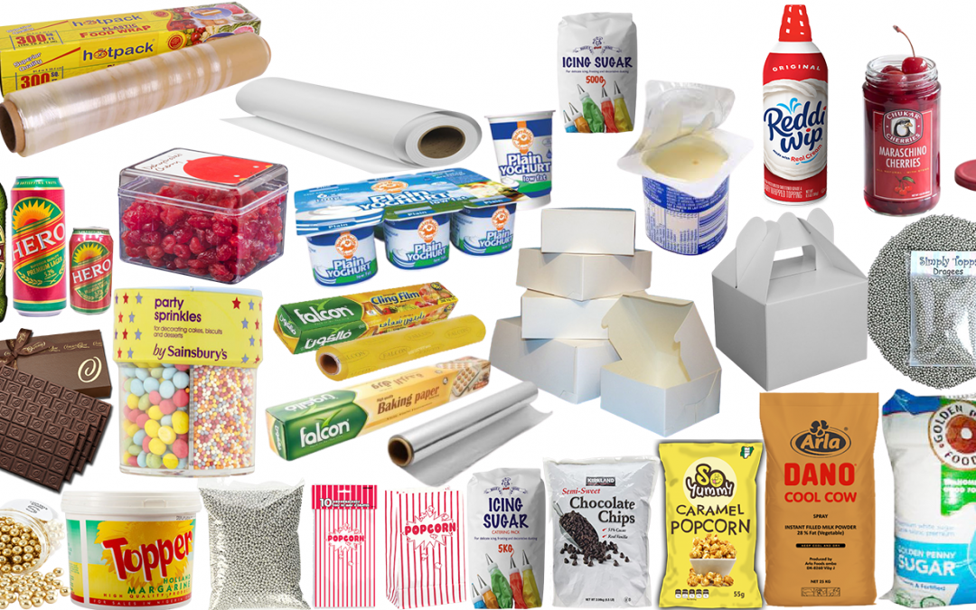 Catalogue Of Some Products Distributed